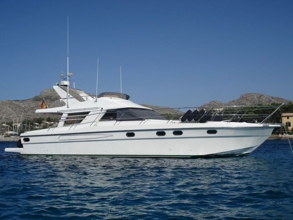 Yacht to rent in Gran Canaria- Max 12 pers